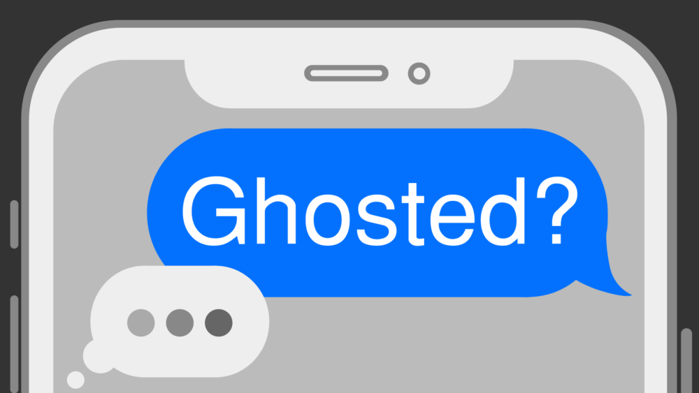 Ghosted? Holy Spirit Arrives Image