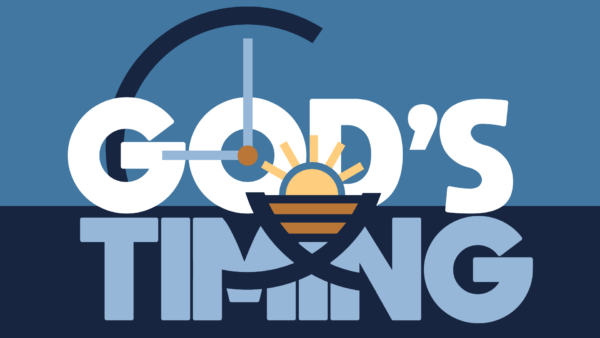 God's Timing: Trust Image