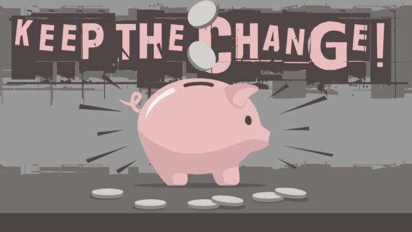 Keep the Change: Follow Me Image